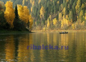 Рыбалка в октябре, ловля рыбы в октябре