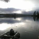 Курбозеро (курб озеро), осень. Стоит побывать!
