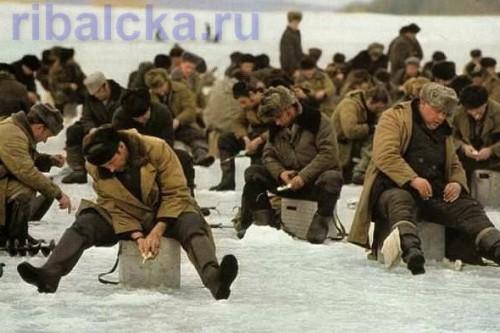 Зимняя рыбалка на Ладоге, ловля рыбы зимой на Ладожском озере