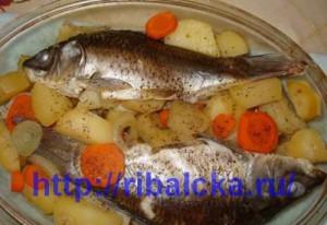 Полезные советы по приготовлению рыбы