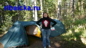 Как выбрать палатку, выбор палатки
