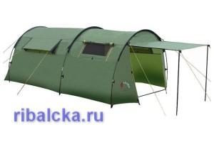 Палатка-полубочка